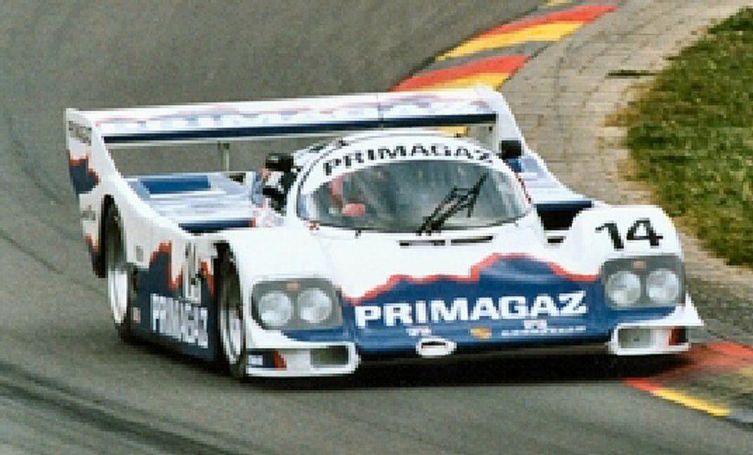 Topworldauto Photos Of Porsche 962 C Photo Galleries