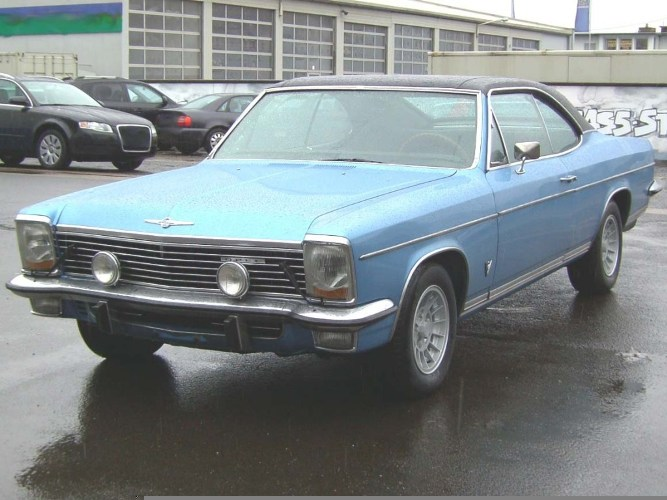 Opel Diplomat coupe. View Download Wallpaper. 667x500. Comments