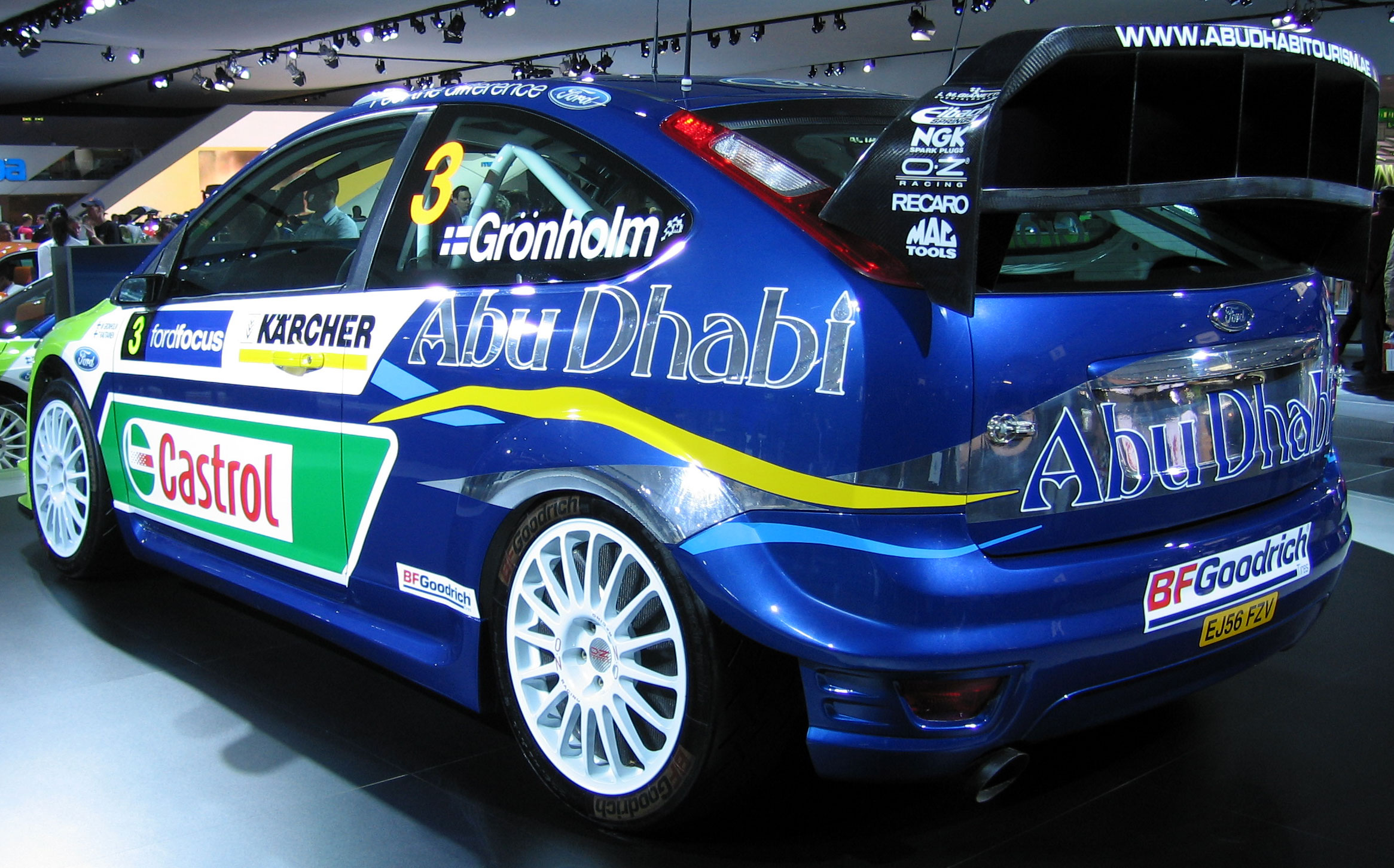 Ford Focus – Wikipédia