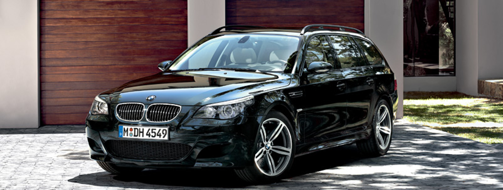 a BMW: Allow your BMW M5 Touring to develop its own individual character