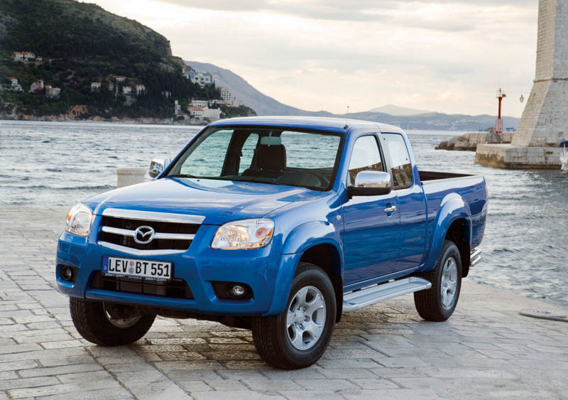 Mazda BT-50 25 Di Turbo 4x4. View Download Wallpaper. 800x563. Comments