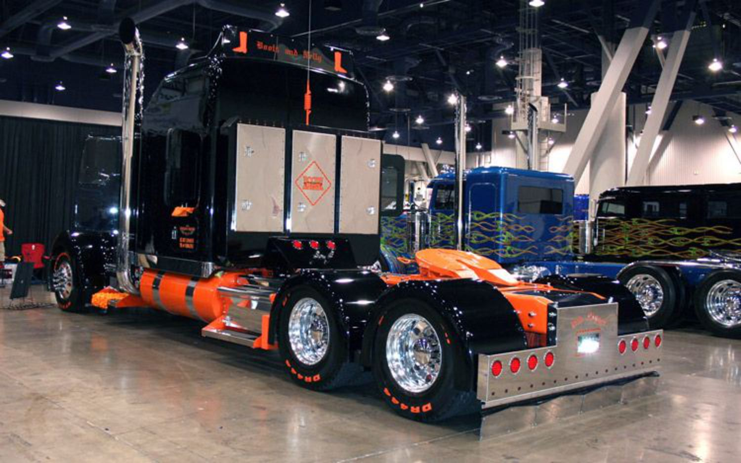 topworldauto photos of kenworth w900 photo galleries. Black Bedroom Furniture Sets. Home Design Ideas
