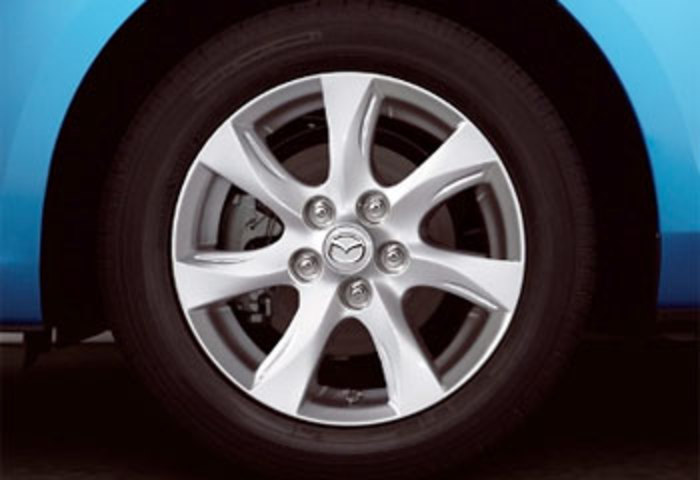 Mazda 3 Hatchback 2009 - 2013 Alloy Wheel 16. Alloy Wheel 16