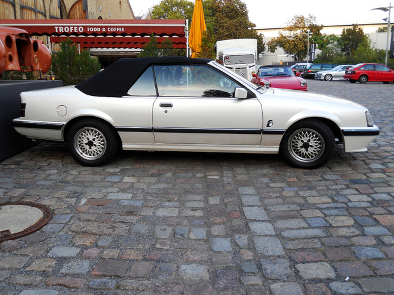 Opel Monza GSE cabrio by Keinath. View Download Wallpaper. 640x480. Comments