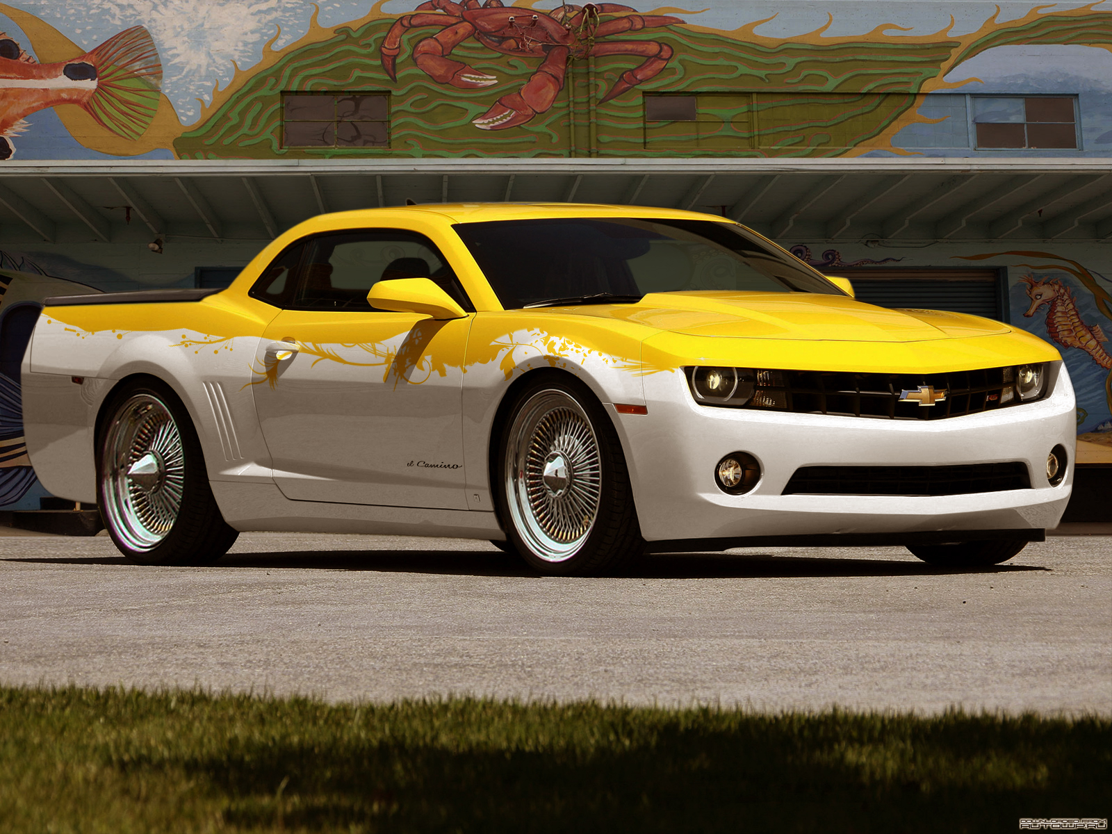 2010 Chevrolet El Camino by ~degraafm on deviantART