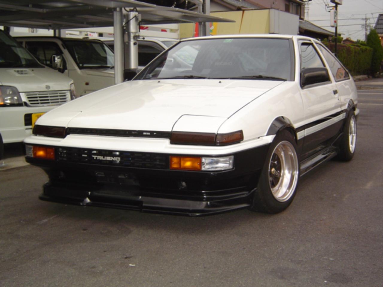 Toyota Королла ае #10