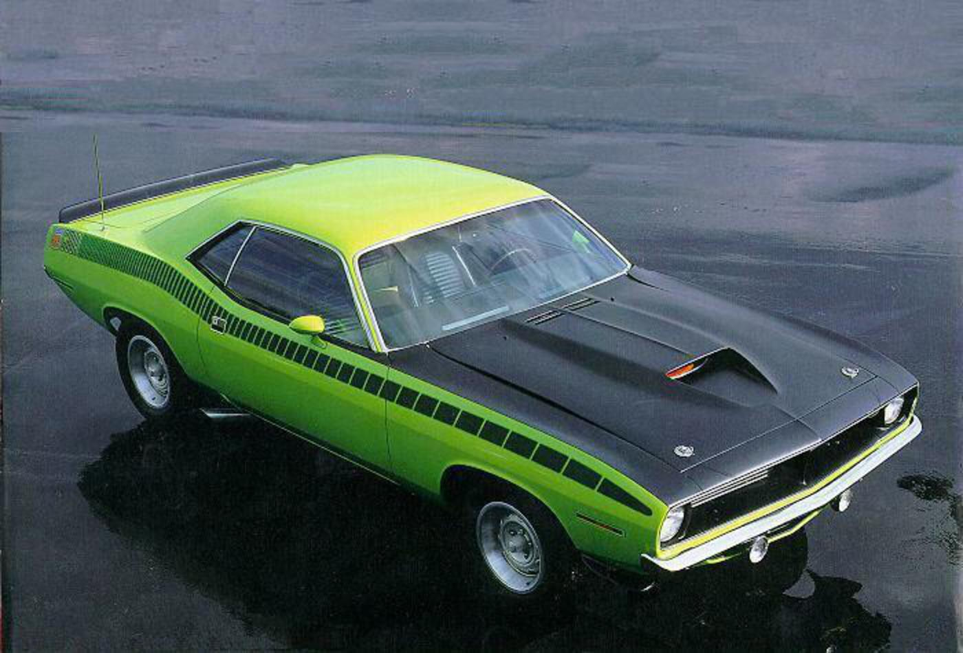 Plymouth Cuda AAR. View Download Wallpaper. 700x475. Comments