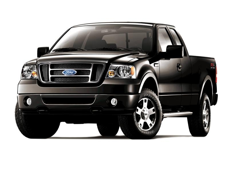 2009 Ford F-150 FX4 SuperCab 4WD picture
