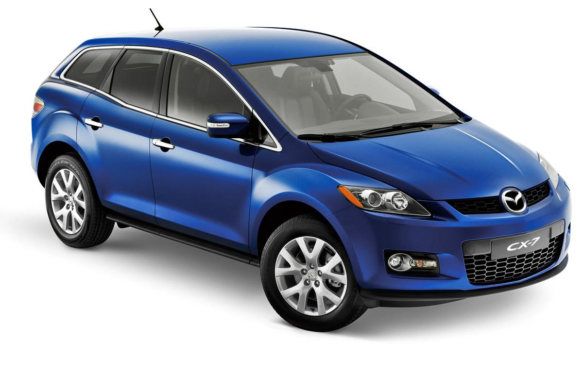 Mazda CX-7 2012 - Photos