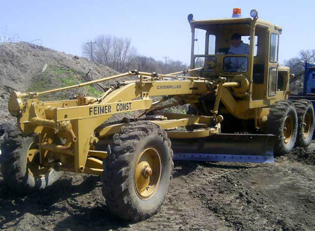 Topworldauto photos of caterpillar road grader photo for Cat 12 motor grader for sale