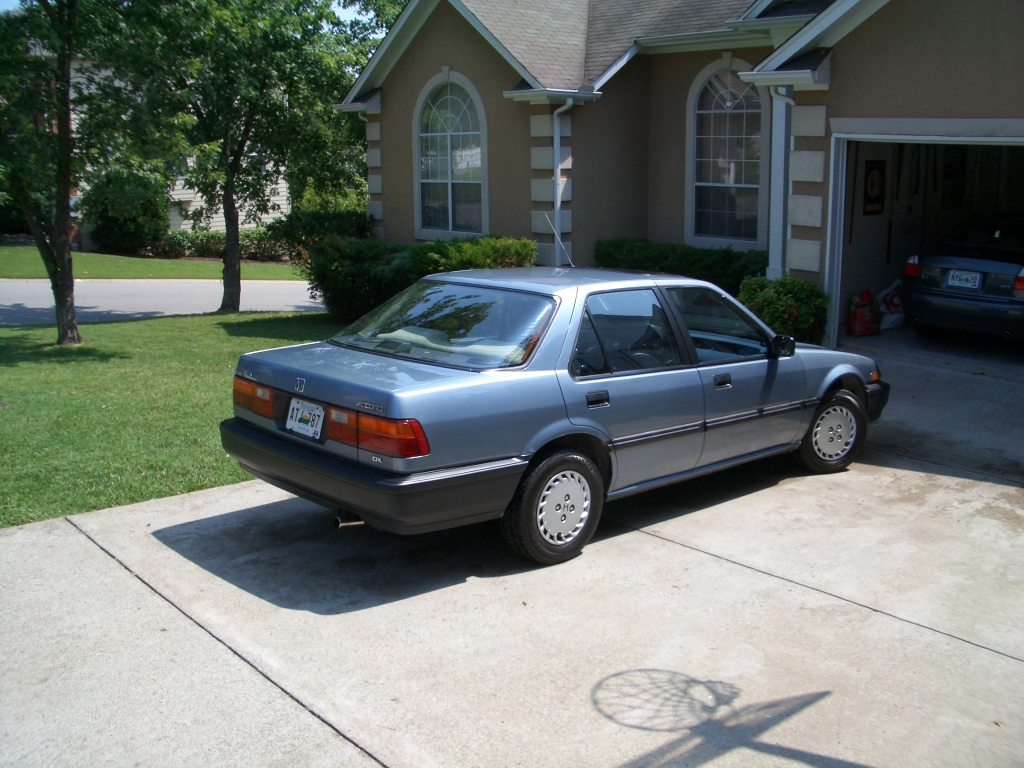 1988 Honda Accord DX. by mcdevore. Filmstrip