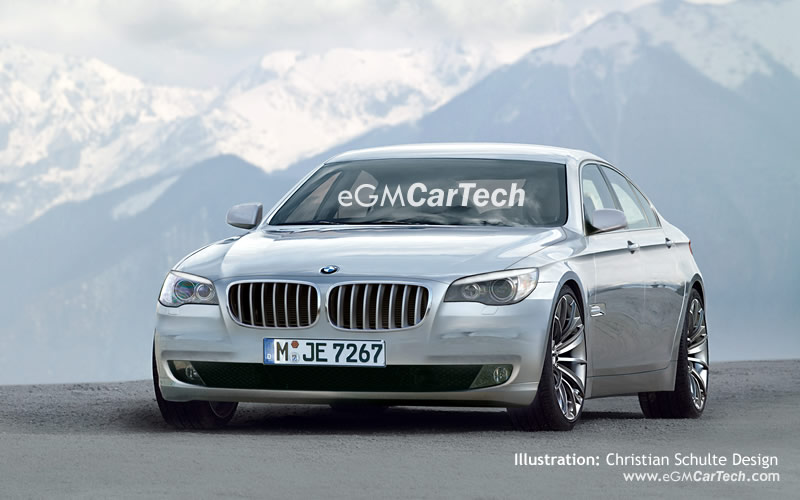 that has made this luxury car. they call this car with the BMW 7 Series.