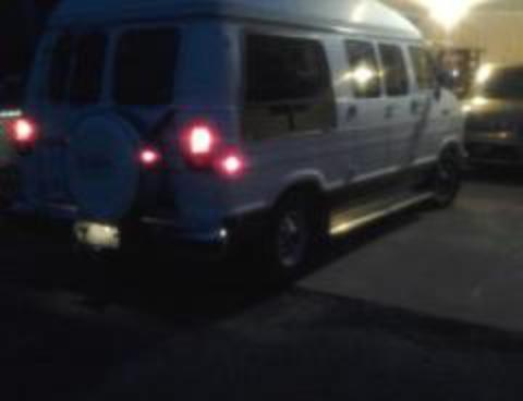 1992 Dodge Ram 250 Conversion Van. Submitted by admin on Wed,