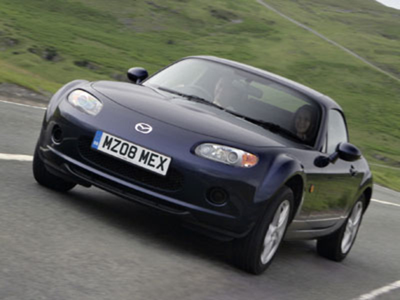 The Mazda MX-5 wins 2008 'Best Convertible' Award
