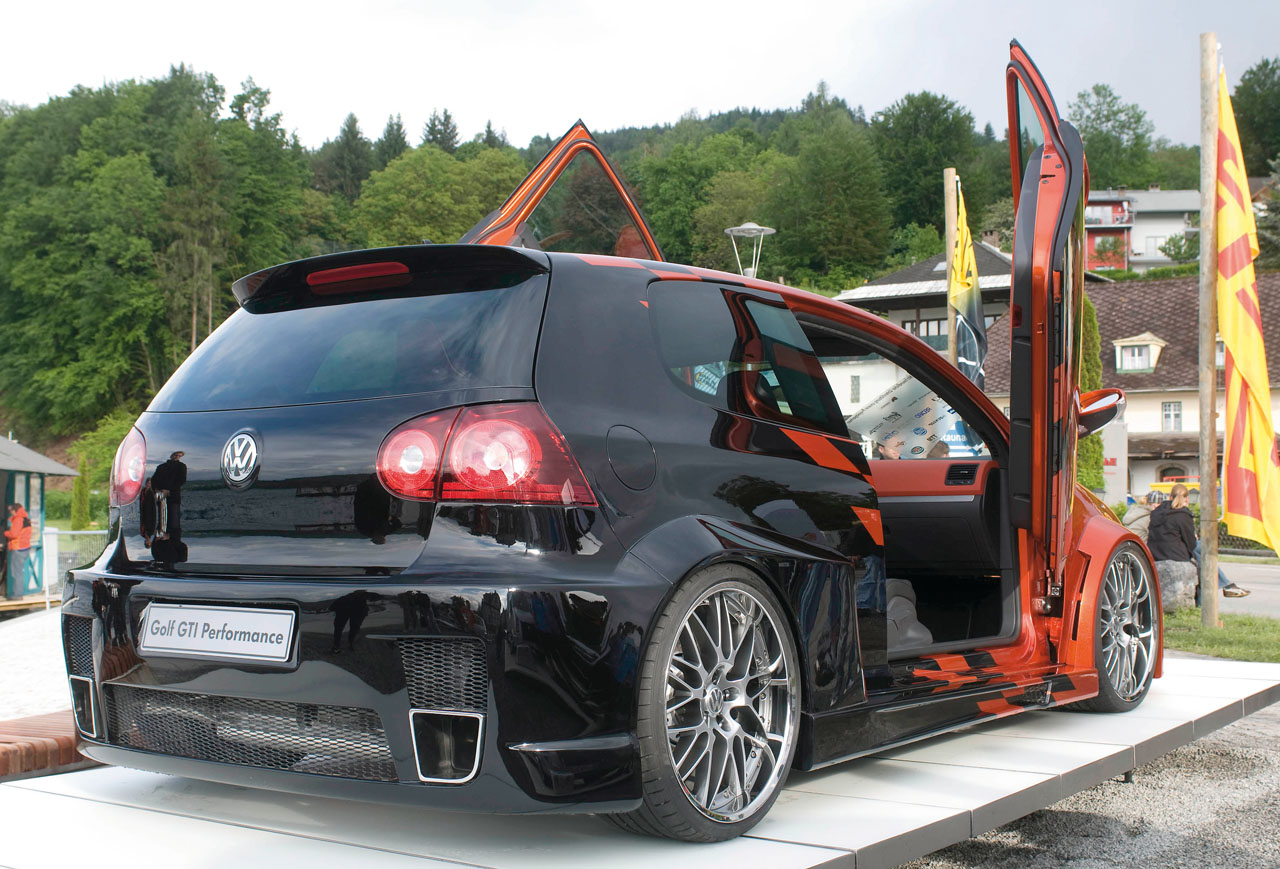 Volkswagen Golf GTI Performance (Studie)/GTI-Treffen am Woerthersee,