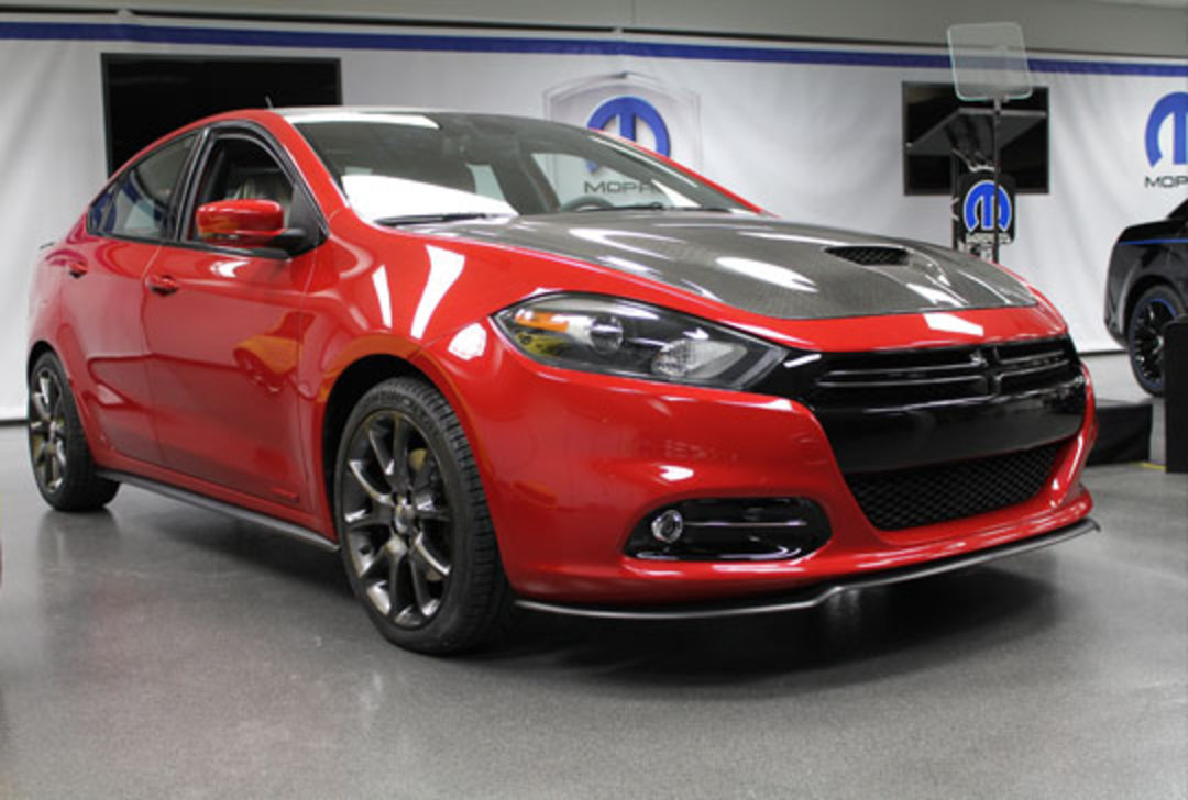 Mopar Dodge Dart GTS 210 Tribute. Mopar Dodge Dart GTS 210 Tribute