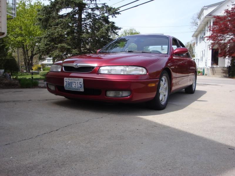 and this is my old 97 mazda 626 v6 es