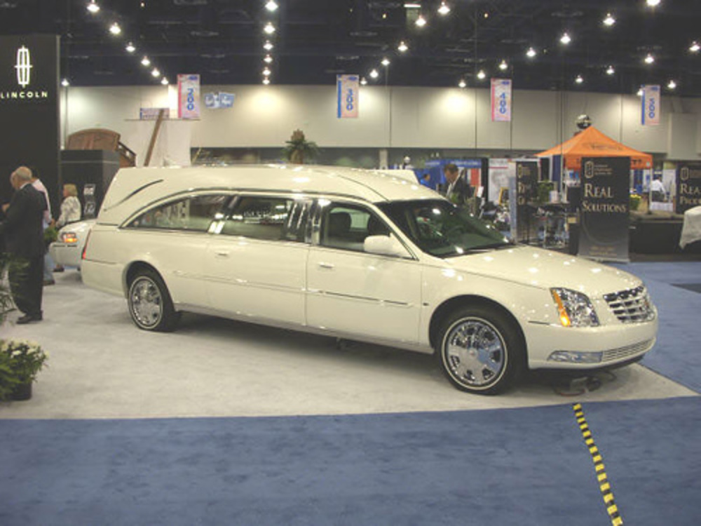 Cadillac Hearse - cars catalog, specs, features, photos, videos, review,