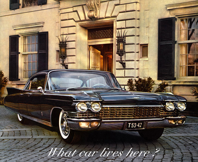 1960 Cadillac Fleetwood 60 Special | Recently added Cars Home | Buy fine-art