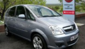 Opel Meriva 14 16V - articles, features, gallery, photos,