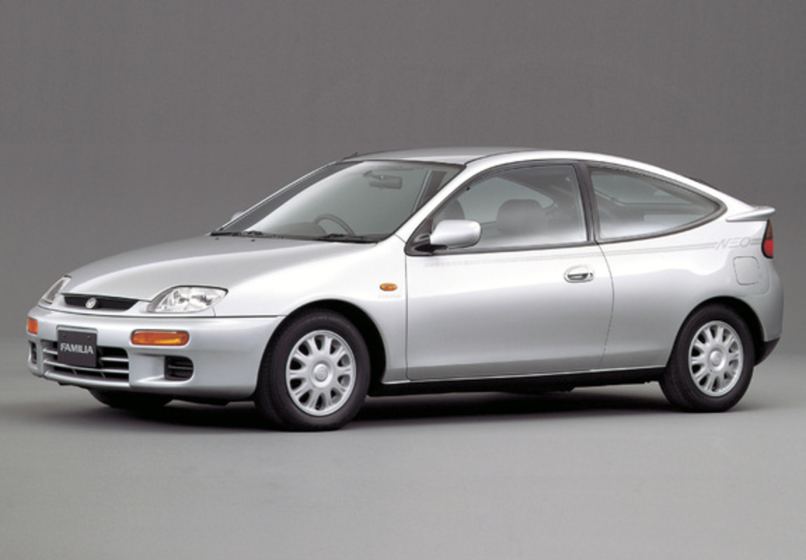 Pictures of Mazda Familia NEO (BA) 1994–98