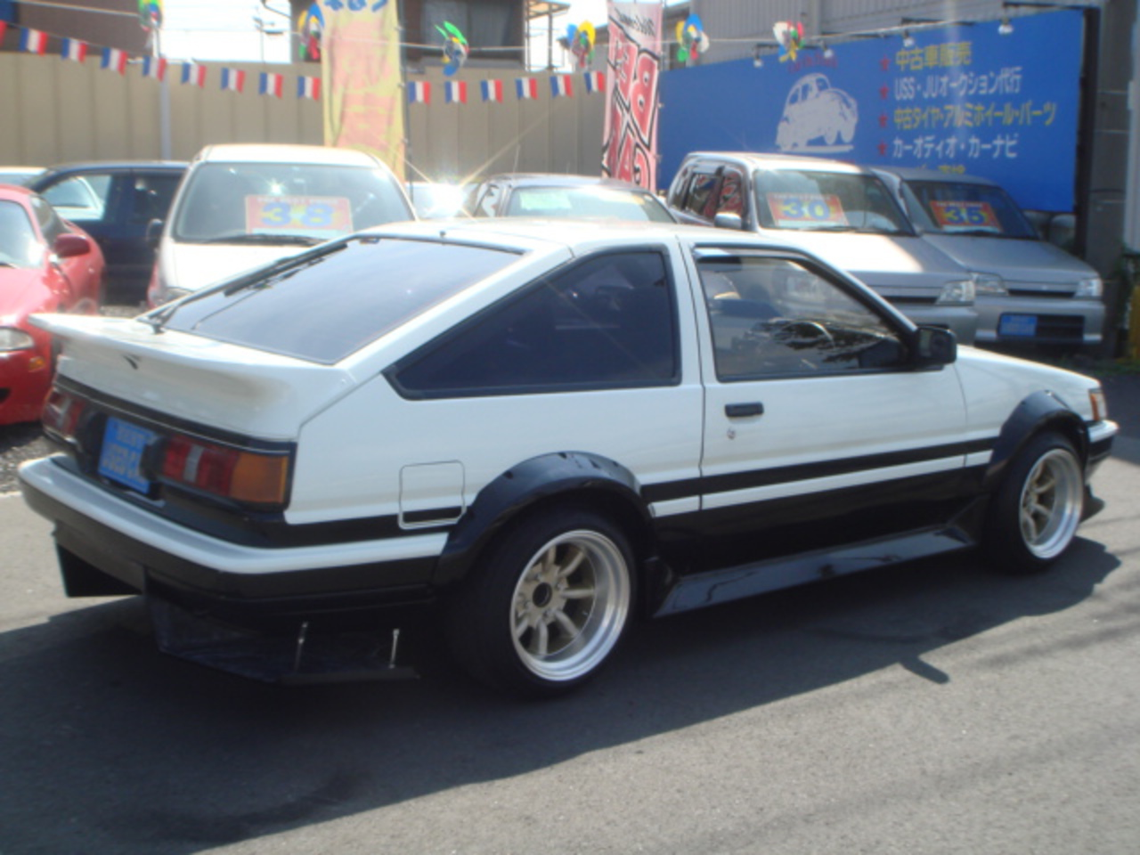 Topworldauto Photos Of Toyota Levin Photo Galleries Ae86 Fuse Box The Is Probably Most Popular Autos From Your 80s Current