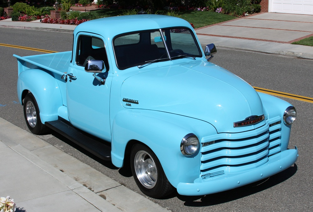 1949 Chevrolet 3100 GP Pickup Truck Images. Photo: 49_Chevy_3100_GP .