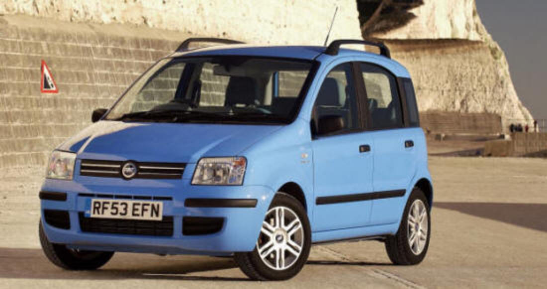 Click here to write a Review about the Fiat Panda