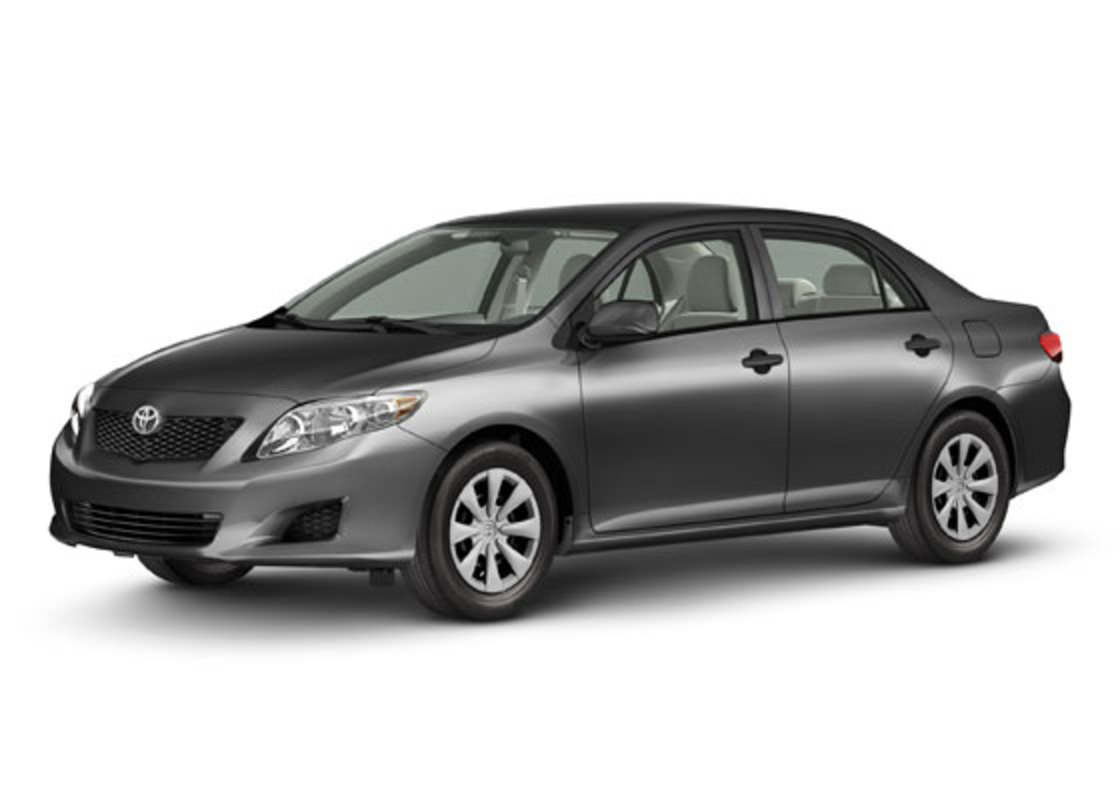 Toyota Corolla 2009 | Top Drive Car Rental Aruba