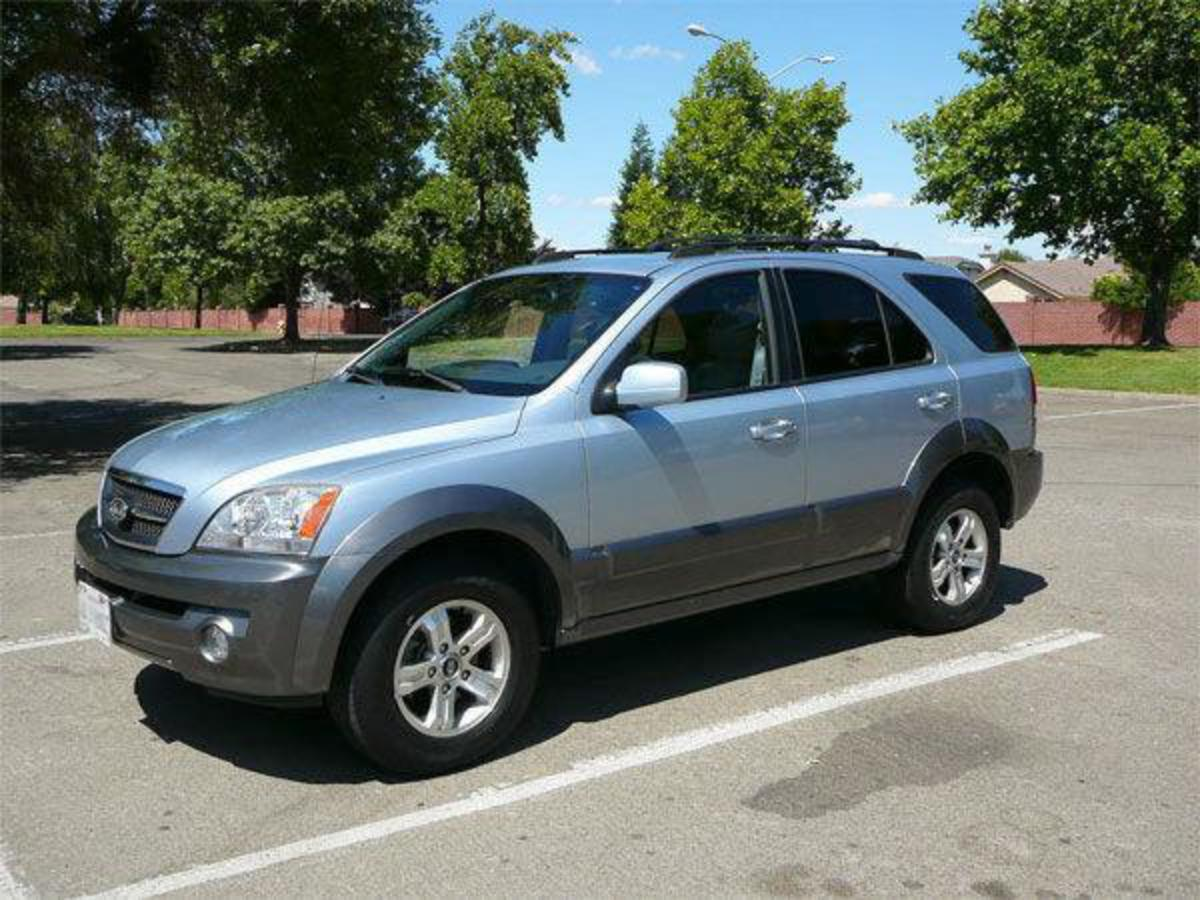 2004 KIA SORENTO EX ***** GREAT CONDITION - Cars - small car rear ...