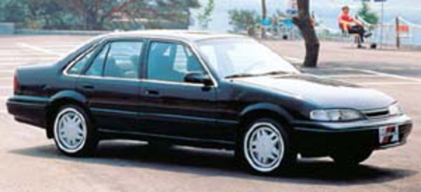 Daewoo Prince. 1991–9 (prod. 377,935). 4-door sedan. F/R, 1897 cm³ (4 cyl.