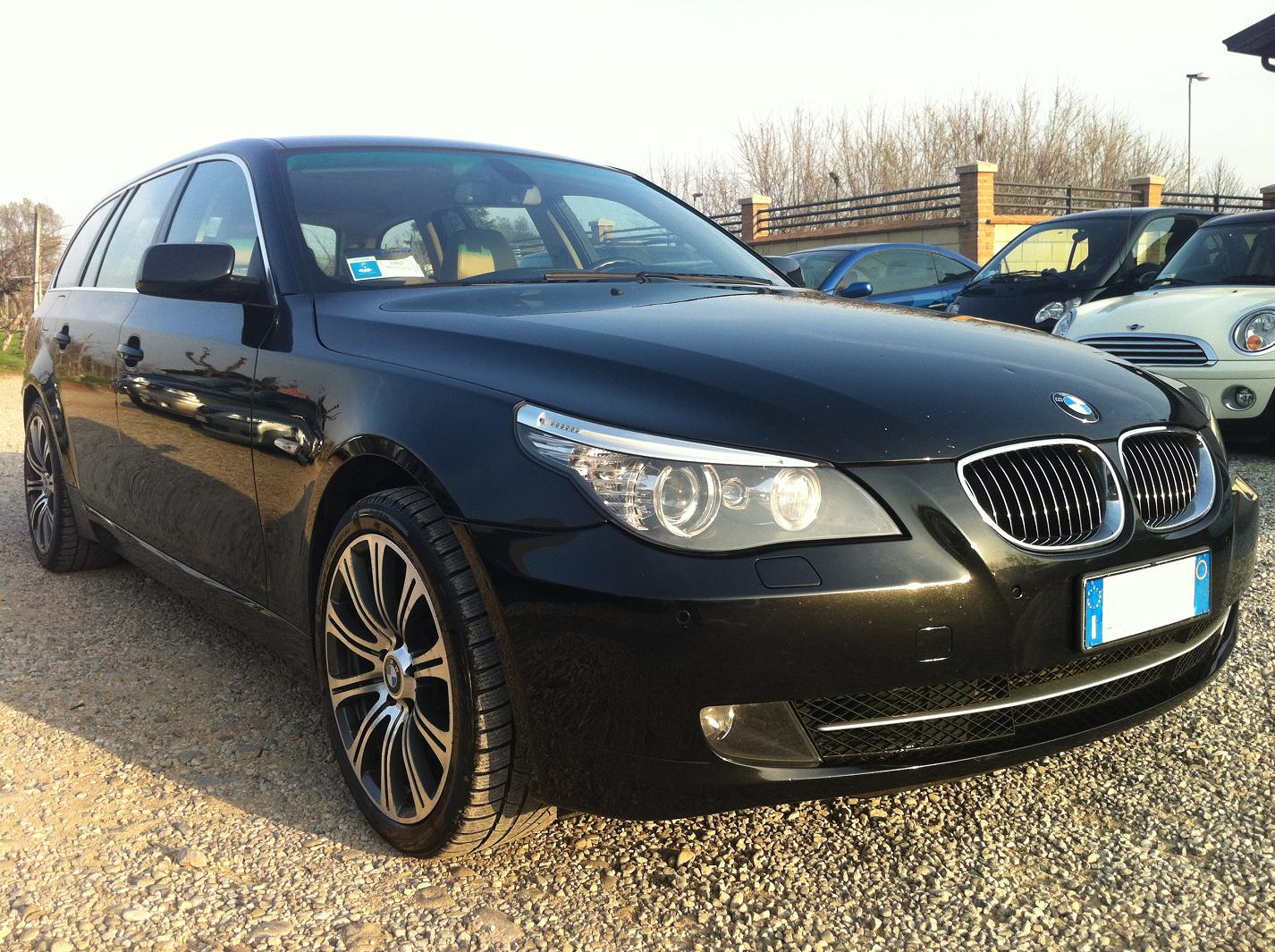 Bmw 530 xd restyling