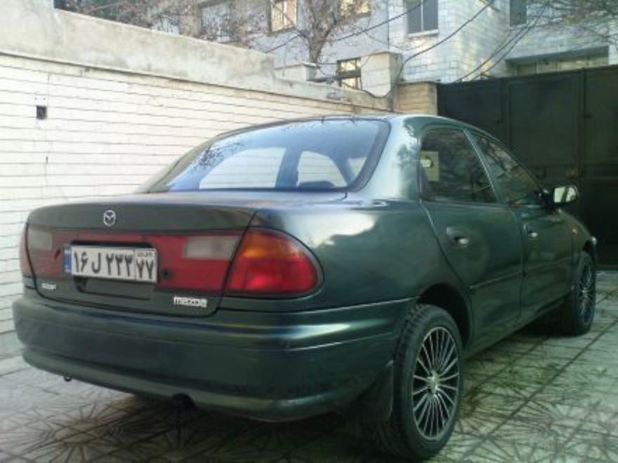 Mazda Unknown ۳۲۳ افمزدا 0000 15000000 Rial