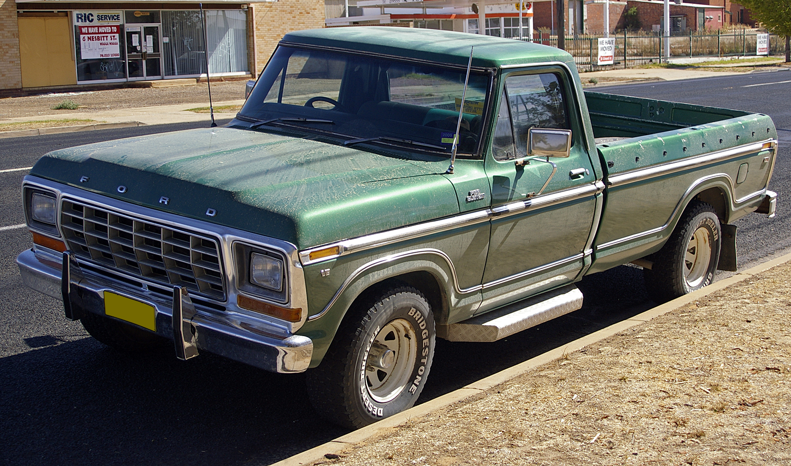 File:1980 - 81 Ford F100 Custom XLT.jpg