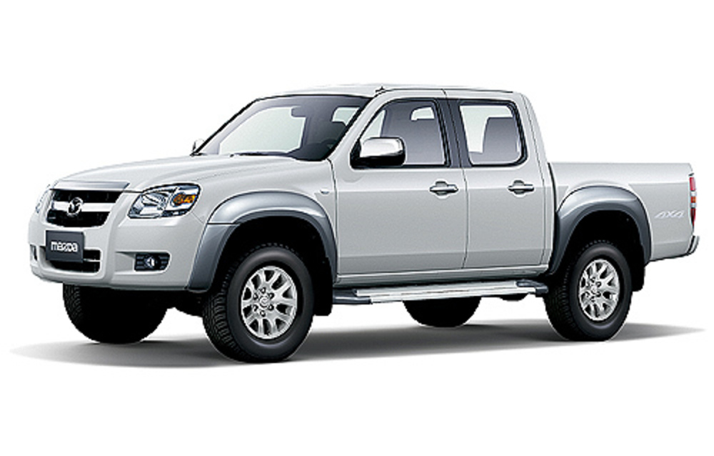 Mazda BT-50 Pick-up. View Download Wallpaper. 500x319. Comments