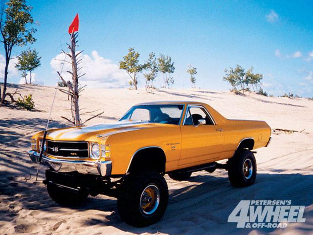 Chevrolet El Camino Ss View Download Wallpaper X Comments C E