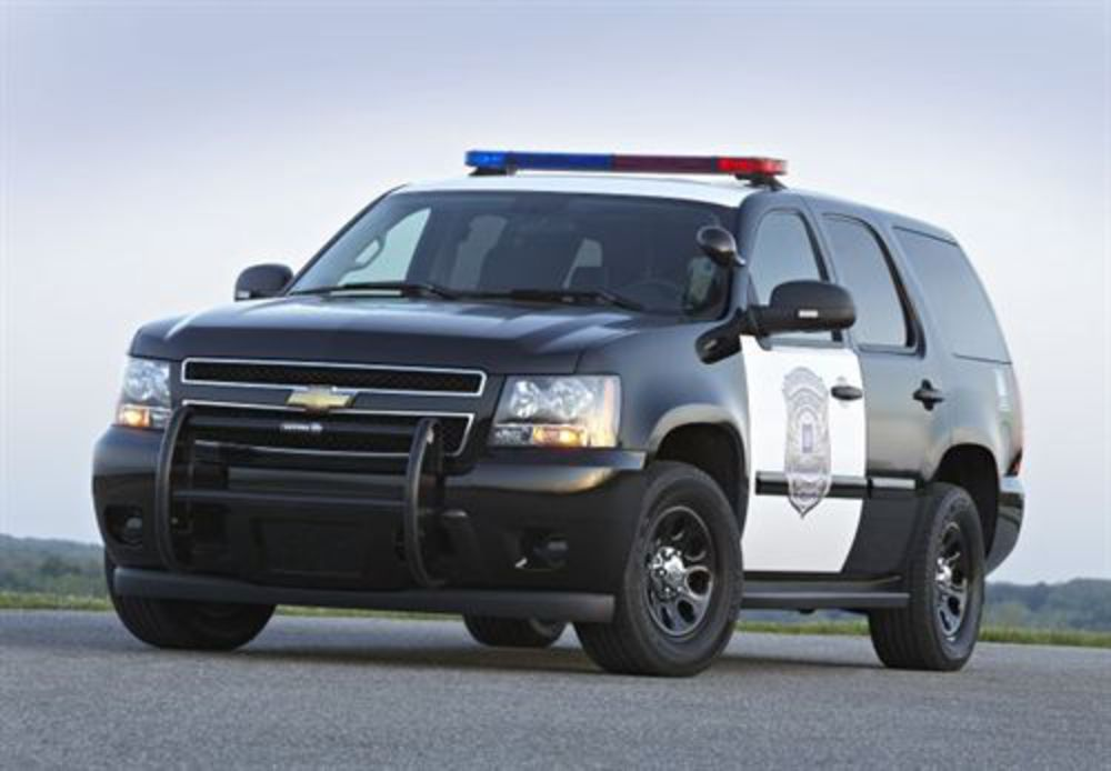 2011 Chevrolet Tahoe PPV Now Equipped With StabiliTrak - News - POLICE
