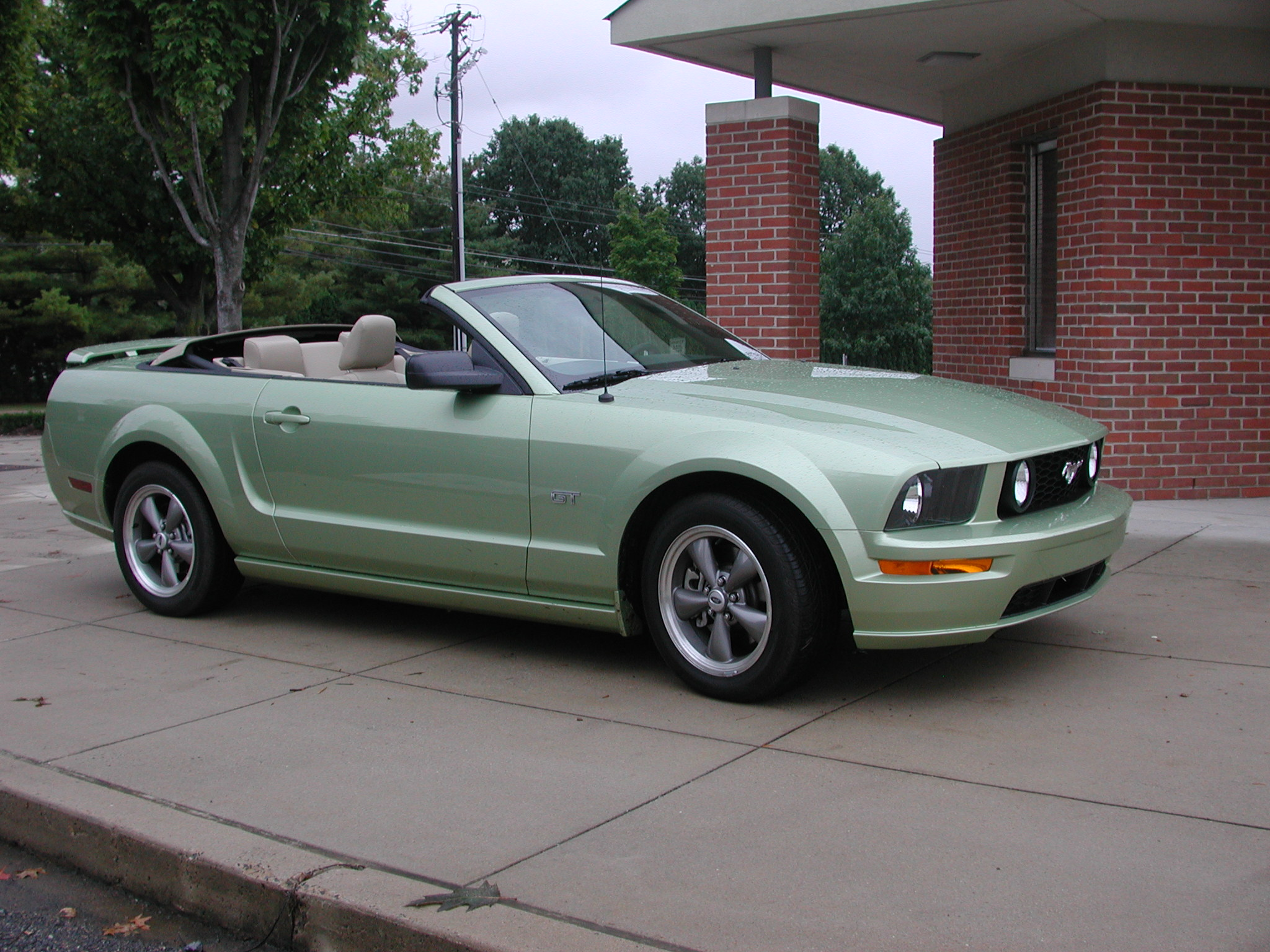Valley Buick Gmc >> TopWorldAuto >> Photos of Ford Mustang Convertible - photo galleries