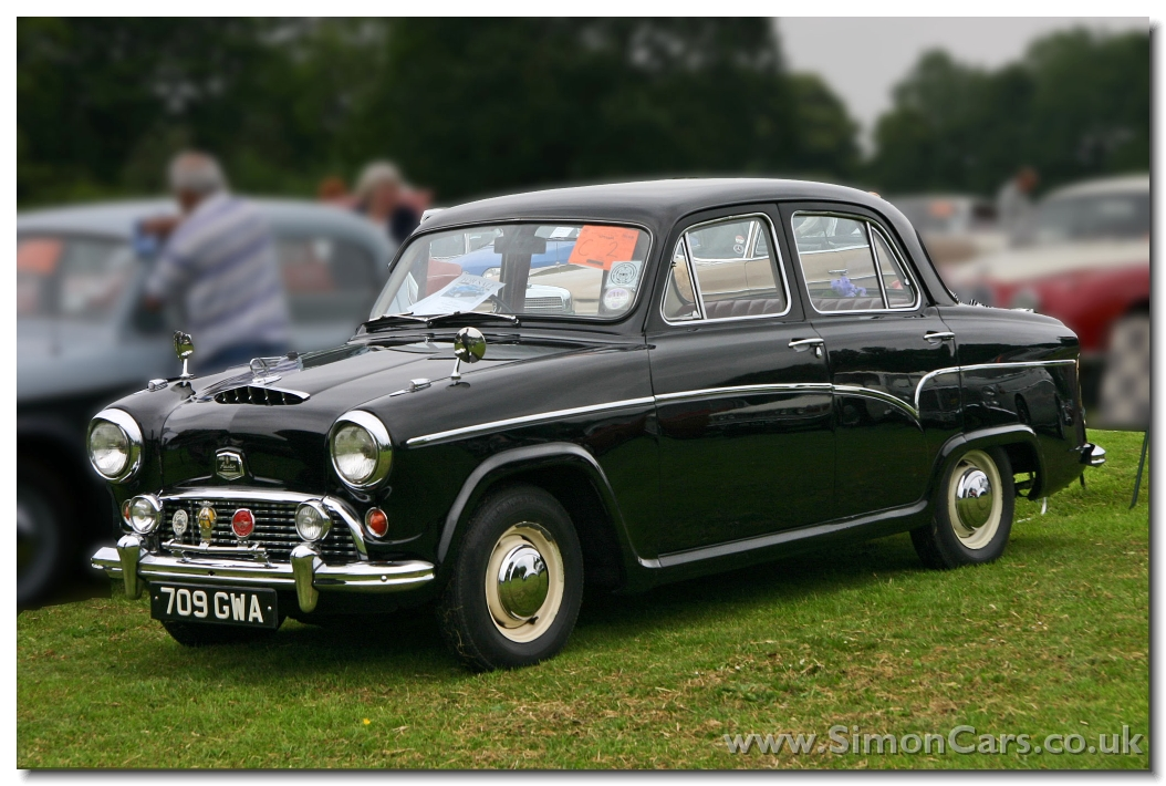 Topworldauto Gt Gt Photos Of Austin A55 Cambridge Photo