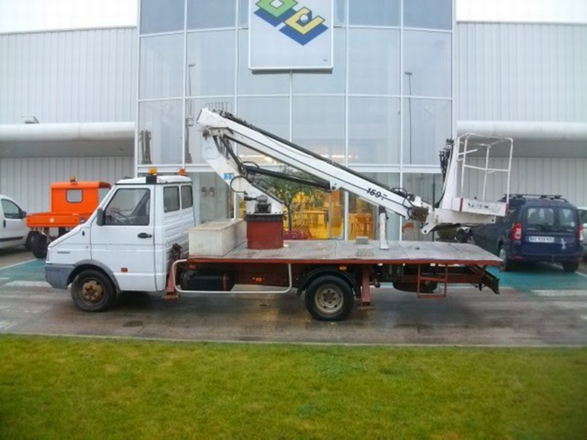 160, Iveco Daily T 35