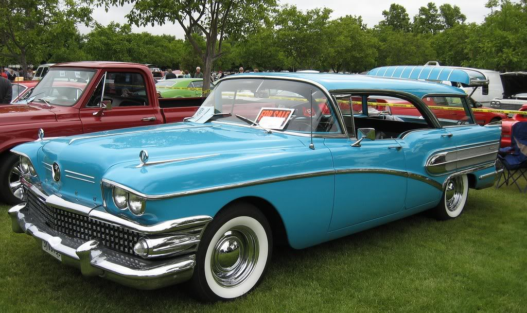 1958 Buick Special station-wagon