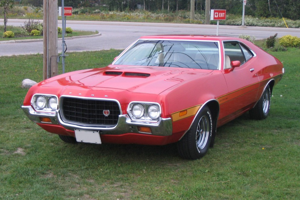 Ford Torino is a transitional automobile manufactured by Ford amidst 1968