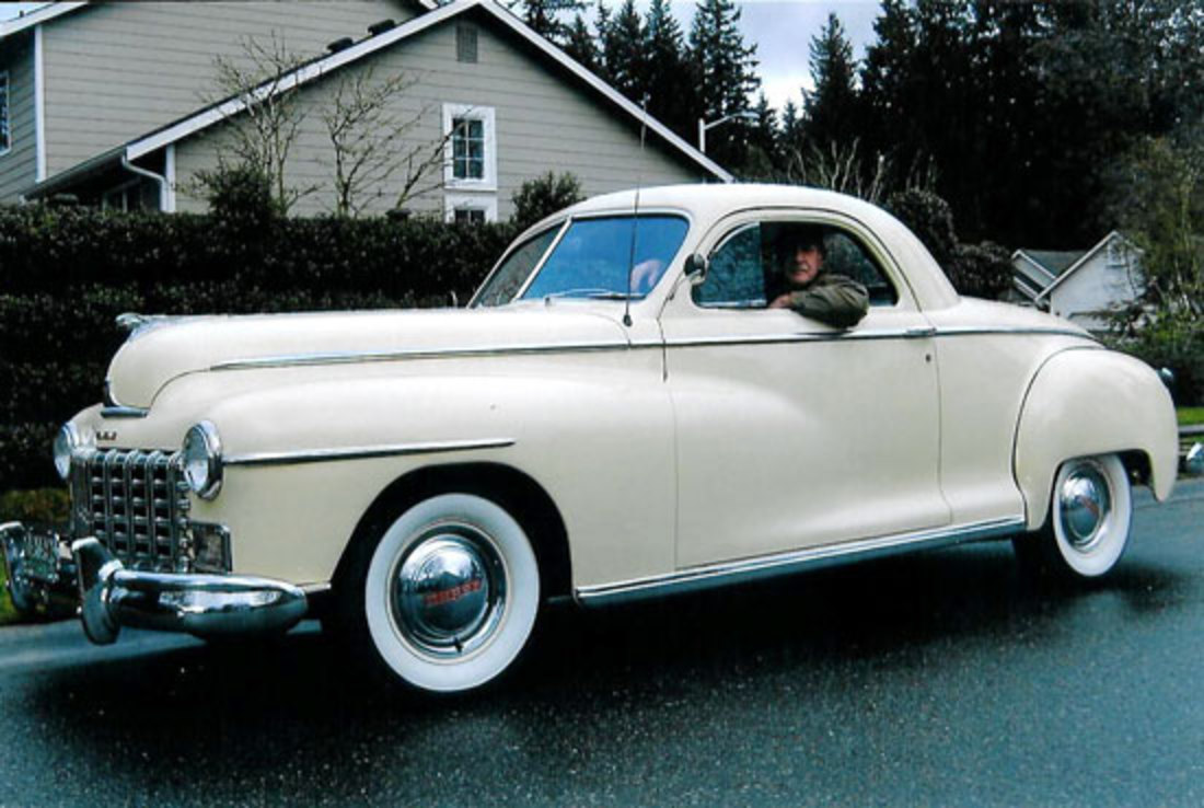 Car of the Week: 1947 Dodge business coupe