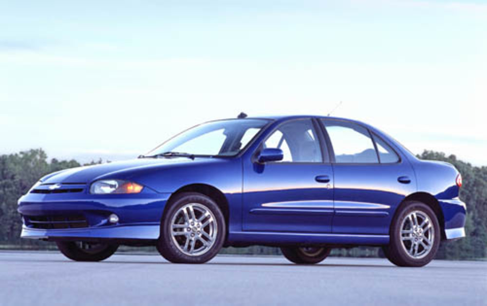 available Genuine GM Parts and Accessories for your Chevrolet Cavalier.