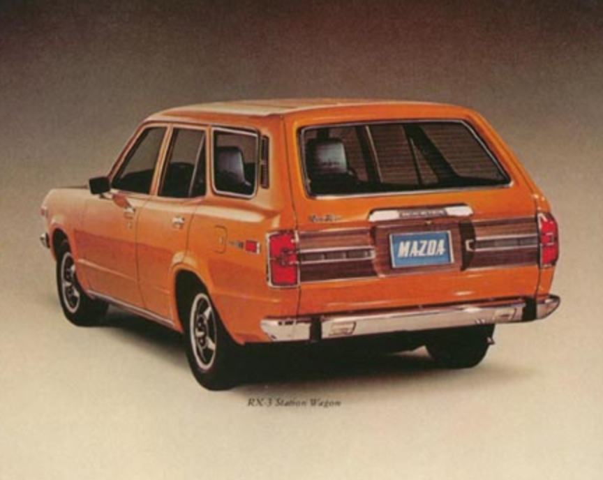 Mazda RX-3 Wagon. View Download Wallpaper. 432x344. Comments