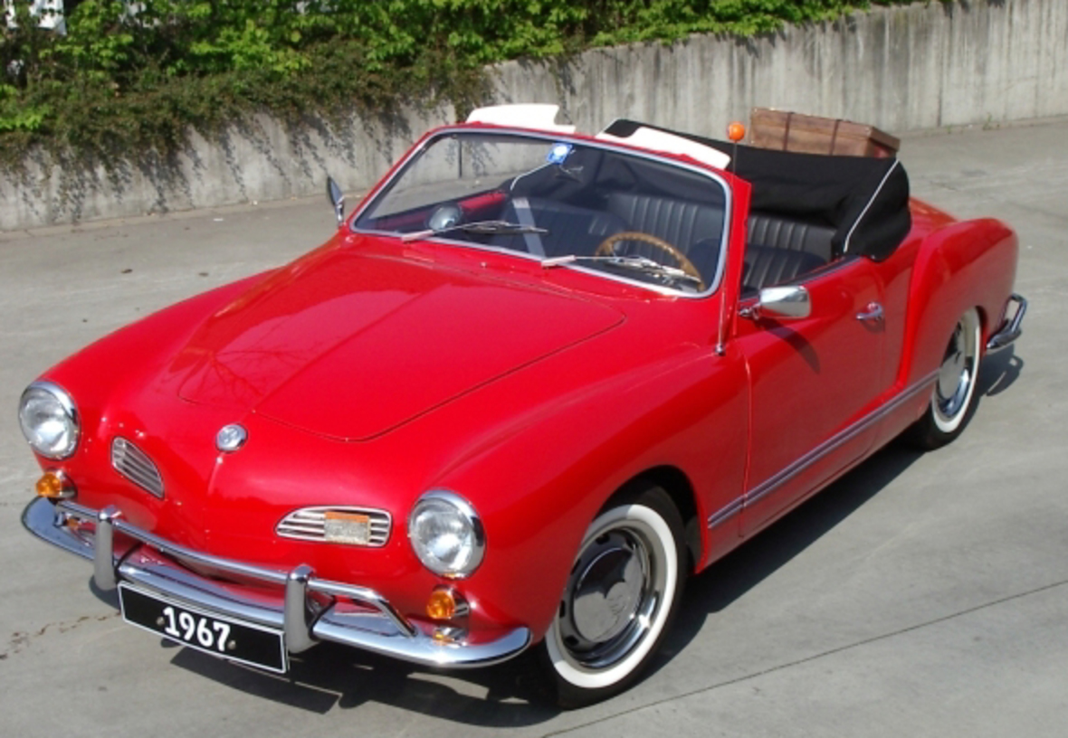 topworldauto photos of volkswagen karmann ghia cabrio. Black Bedroom Furniture Sets. Home Design Ideas