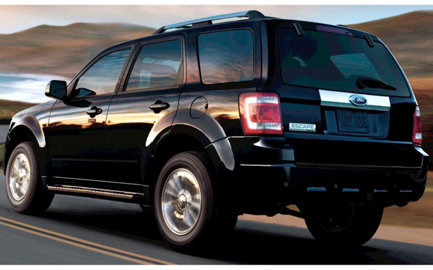 topworldauto photos of ford escape limited photo galleries. Black Bedroom Furniture Sets. Home Design Ideas
