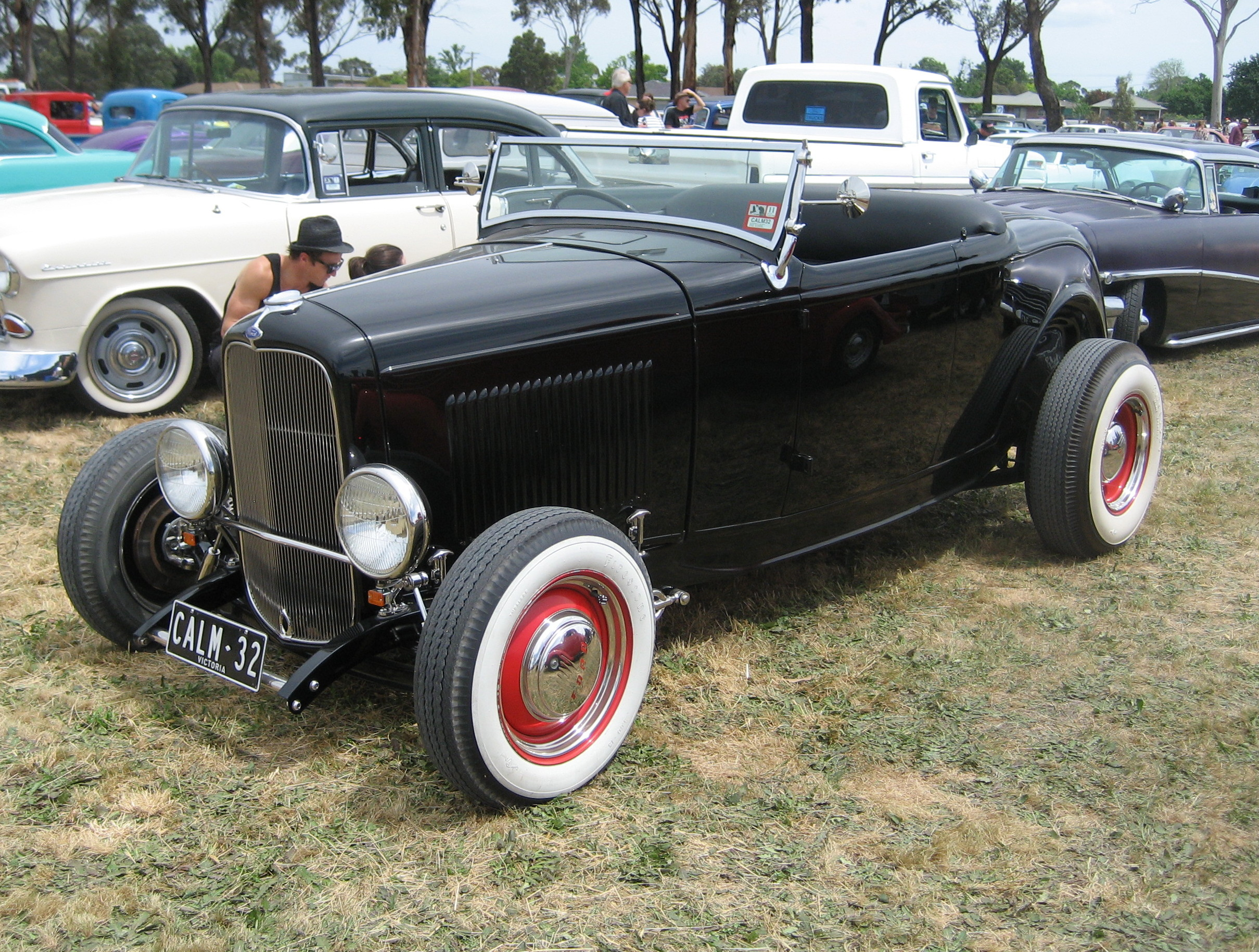 Topworldauto Gt Gt Photos Of Ford Roadster Hot Rod Photo