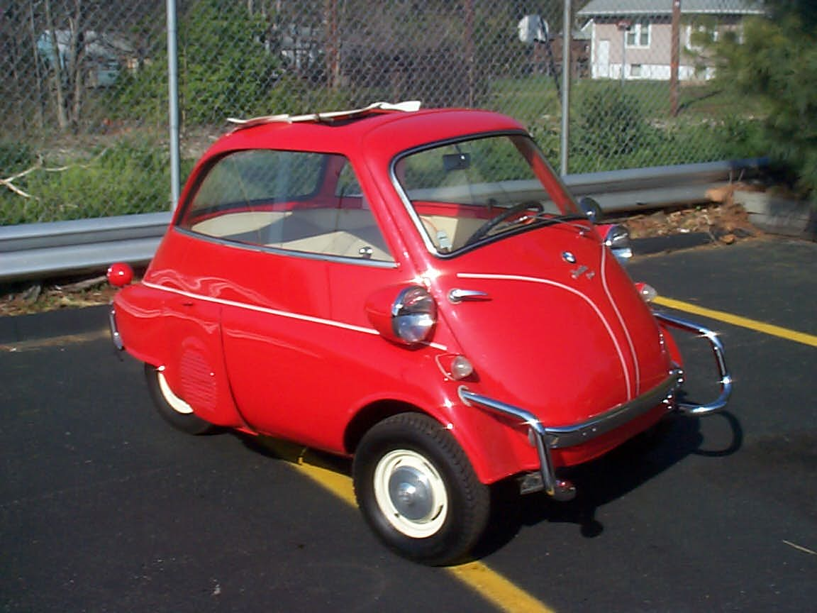 1960 BMW Isetta 600 | Hagerty – Classic Car Price Guide