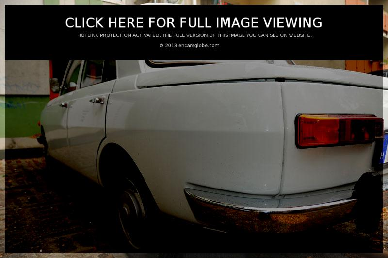 Wartburg Camping-Limousine Photo Gallery: Photo #06 out of 11 ...